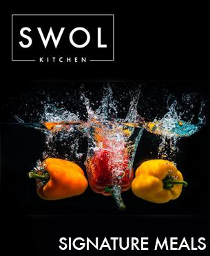 SWOL Kitchen Signature Meals
